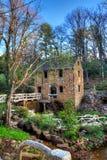 Alte Mühle, NordLittle Rock Lizenzfreies Stockbild
