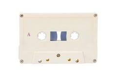 Die alte Magnetband- für Tonaufzeichnungenkassette Lizenzfreie Stockfotos