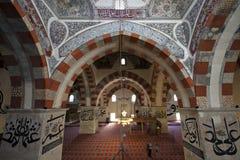 Die alte Moschee in Edirne lizenzfreies stockbild