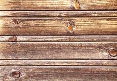 Die alte Oberfläche des hölzernen Brettes Stockfotografie