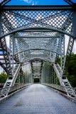 Die alte Papiermühle-Straßen-Brücke über Loch Raven Reservoir in Balt Lizenzfreie Stockbilder