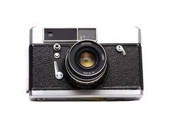 Die alte sowjetische Filmkamera Lizenzfreie Stockfotografie