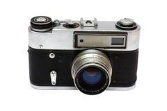 Die alte sowjetische Filmkamera Stockfoto