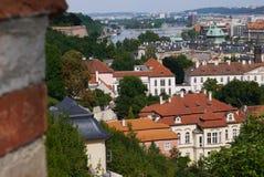 Die alte Stadt Stockfoto