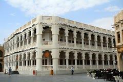Die alte Stadt, Doha, Katar Lizenzfreie Stockfotos
