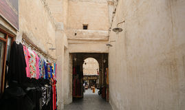 Die alte Stadt, Doha, Katar Stockbilder