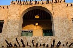 Die alte Stadt, Doha, Katar Stockfotografie