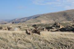 Die alte Stadt im Kurdistan Stockfoto