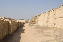 Die alte Stadt von Babylon Stockfotos
