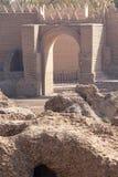 Die alte Stadt von Babylon Stockfoto