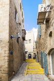Die alte Stadt von Jaffa am Tag Lizenzfreie Stockfotografie
