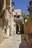 Die alte Stadt von Jaffa, Tel Aviv Lizenzfreie Stockfotos