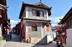 Alte Stadt von Lijiang Lizenzfreies Stockfoto