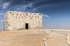 Die alte Stadt von Region Oman Ubar Shisr Dhofar Stockfoto