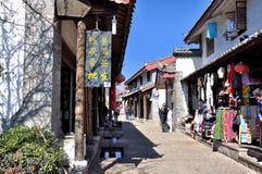 Alte Stadt von Shuhe Lizenzfreie Stockfotos