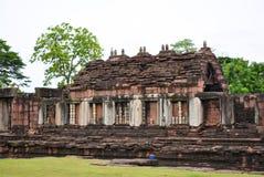 Die alte Stadt von Thailand Stockfotografie