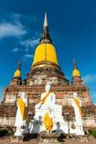 Die alte Stadt von Thailand Stockfotos