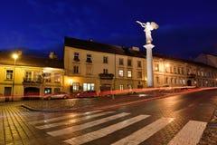 Die alte Stadt von Vilnius, Litauen Stockfoto