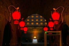 Die alte Stadtmauer XI im `, China Stockfotografie