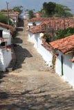 Die alte Straße Stockbilder