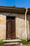 Die alte Tür Stockfoto