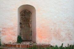 Die alte Tür Lizenzfreies Stockfoto