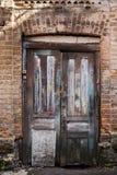 Die alte Tür Stockbilder