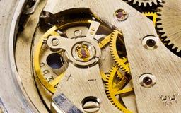 Die alte Uhr Lizenzfreies Stockbild