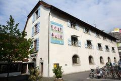 Die alte Waffenkammer der Luzerne lizenzfreie stockfotografie