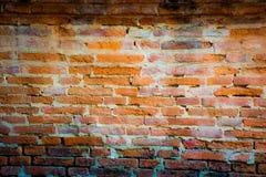 Die alte Wand Stockfoto
