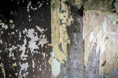 Die alte Wandoberfläche Stockfoto
