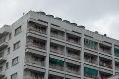 Die alte Wohnung lizenzfreies stockbild