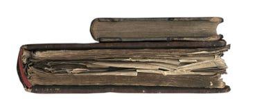 Die alten Bücher. Lizenzfreie Stockfotos