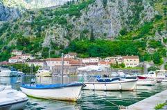 Die alten Boote Lizenzfreies Stockfoto