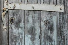 Die alten getragenen Bretter der Beschaffenheit die gebrochene Farbe, Stockfotos