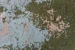 Die alten getragenen Bretter der Beschaffenheit die gebrochene Farbe, Stockbild