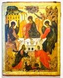 Die altes Testament-Dreiheit, 16.-17. Jahrhunderte Stockfotos