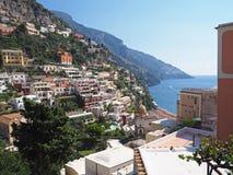 Die Amalfi-Küste Lizenzfreie Stockfotos