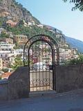 Die Amalfi-Küste Stockfotos