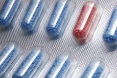 Die andere Pille Lizenzfreies Stockbild