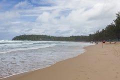 Die angenehme Bucht von Kata Stockfotos