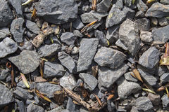 Die Ansammlung von Steinen lizenzfreie stockfotos