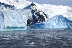 Die Antarktis lizenzfreie stockfotografie