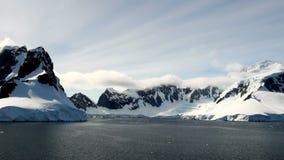 Die Antarktis stock footage
