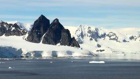 Die Antarktis stock video footage