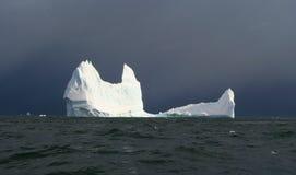 Die Antarktis-Eisberg Stockfotos