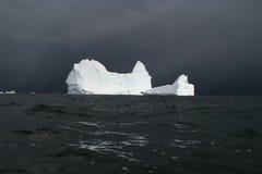 Die Antarktis-Eisberg Lizenzfreie Stockbilder