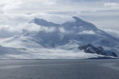 Die Antarktis-Landschaft Lizenzfreie Stockfotos