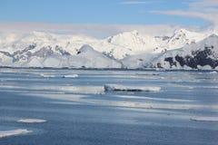 Die Antarktis - Landschaft Lizenzfreies Stockfoto