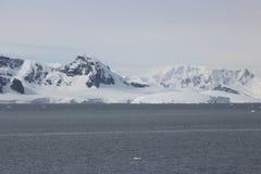 Die Antarktis - Landschaft Lizenzfreies Stockbild
